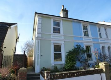 Thumbnail 2 bed end terrace house for sale in Bayhall Road, Tunbridge Wells