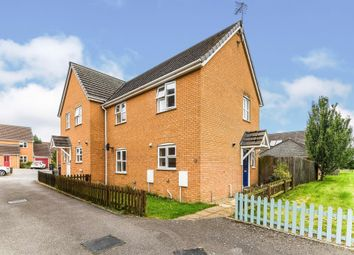 Thumbnail 3 bed link-detached house for sale in Tinkers Way, Downham Market