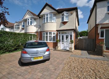 Thumbnail 4 bed semi-detached house for sale in Heath Drive, London