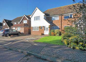 Thumbnail 3 bed semi-detached house for sale in Estridge Way, Tonbridge