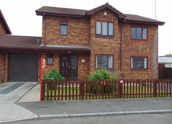 Thumbnail 5 bed detached house for sale in Lon Yr Ysgol, Llangennech, Llanelli