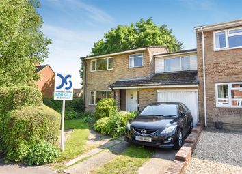 Thumbnail 4 bed link-detached house for sale in Witan Way, Wantage
