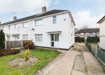 Thumbnail 3 bed end terrace house for sale in Bransdale Road, Clifton, Nottingham