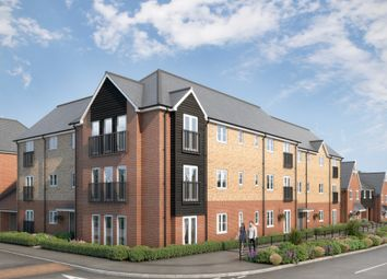 Thumbnail 2 bedroom flat for sale in Hospital Approach, Broomfield, Chelmsford