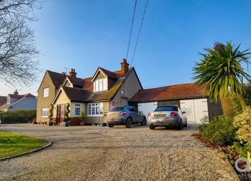 Thumbnail 4 bed detached house for sale in Trusses Road, Bradwell-On-Sea, Southminster