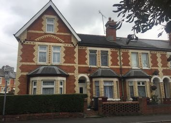 Thumbnail 4 bed terraced house to rent in Cholmeley Road, Reading