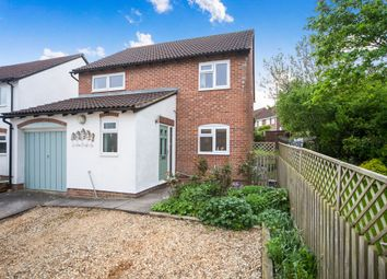 Thumbnail 4 bed detached house for sale in Linnet Way, Frome
