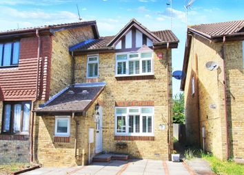 Thumbnail 3 bed end terrace house for sale in Clovelly Close, Pinner