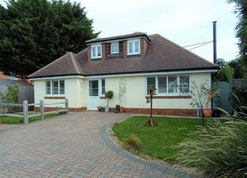 Thumbnail 3 bed detached bungalow for sale in Pavilion Road, Broadwater, Worthing