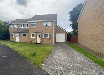 3 bed semi-detached house for sale in Woodlands View, Johnston, Haverfordwest SA62