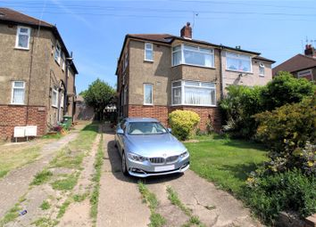 Thumbnail 2 bedroom maisonette for sale in Eversley Avenue, Barnehurst, Kent