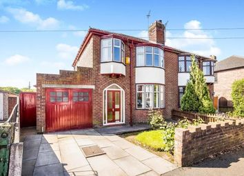 Thumbnail 3 bed semi-detached house for sale in Beaconsfield Grove, Widnes, Cheshire
