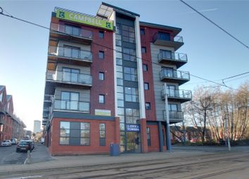 Thumbnail 1 bed flat to rent in City Towers, 1 Watery Street, Sheffield, South Yorkshire