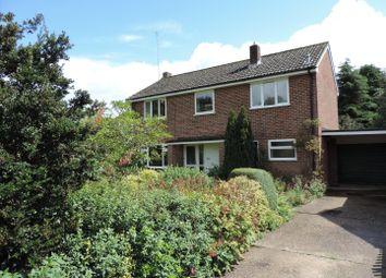 Bexmoor Way, Old Basing, Basingstoke, Hampshire RG24. 4 bed detached house