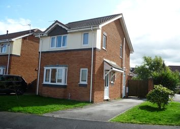 Thumbnail 3 bed detached house to rent in Oakmere Close, Moreton Wirral