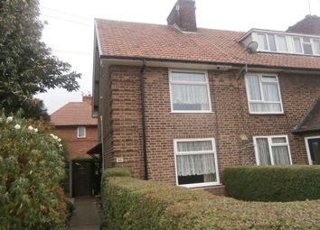 Thumbnail 3 bed semi-detached house for sale in Brooklyn Road, Bulwell, Nottingham