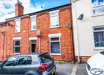 Thumbnail 2 bedroom terraced house for sale in Grafton Street, Lincoln