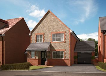 "Thumbnail 5 bed detached house for sale in ""The Sunnford A"" at Bartons Road, Havant"
