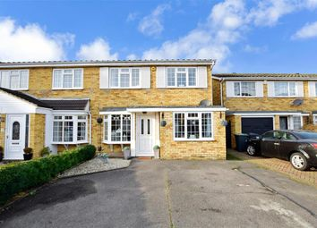 Thumbnail 3 bed semi-detached house for sale in Scott Close, Ditton, Aylesford, Kent
