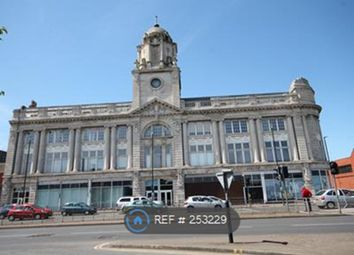 Thumbnail 1 bed flat to rent in Park Road, Hartlepool