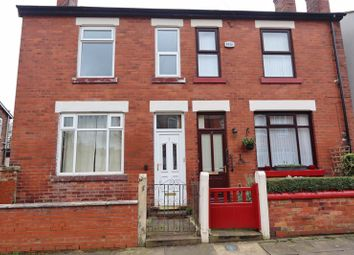 Thumbnail 3 bed end terrace house to rent in Elizabeth Street, Prestwich, Manchester