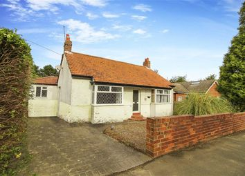 Thumbnail 3 bedroom detached bungalow for sale in Station Road, Kenton Bank Foot, Newcastle Upon Tyne