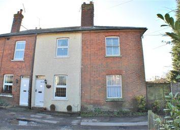 Thumbnail 2 bed terraced house for sale in Redehall Road, Smallfield, Horley