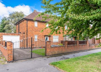 Thumbnail 3 bed semi-detached house for sale in Alan Moss Road, Loughborough