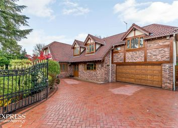 Thumbnail 5 bed detached house for sale in Eaton Close, Cheadle Hulme, Cheadle, Cheshire