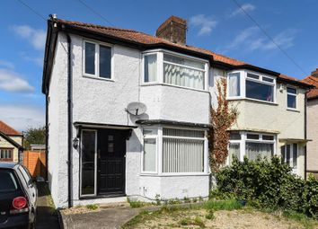 Thumbnail 3 bed semi-detached house for sale in Phipps Road, Oxford