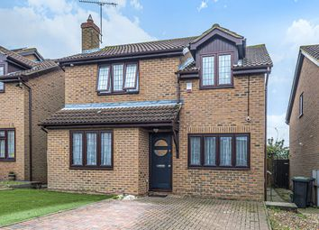 Thumbnail 4 bed detached house for sale in Oak Close, Harlington