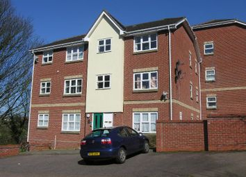 Thumbnail 2 bed flat to rent in Finbars Walk, Ipswich