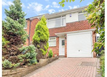 3 bed detached house for sale in Copperbeech Close, Harborne, Birmingham B32