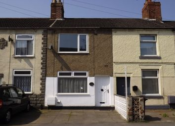 Thumbnail 2 bed terraced house to rent in Belvoir Road, Coalville