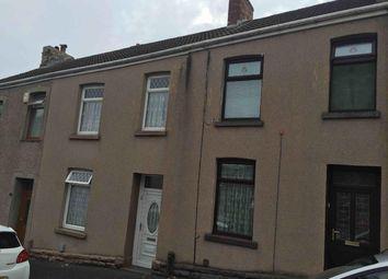 Thumbnail 3 bedroom terraced house for sale in Crymlyn Street, Port Tennant, Swansea