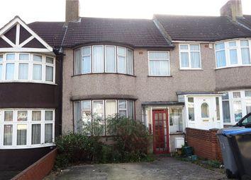 Thumbnail 3 bedroom terraced house for sale in Wakemans Hill Avenue, Kingsbury, London