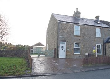 Thumbnail 2 bed end terrace house for sale in Manor Road, Medomsley, Consett