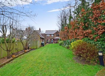 Thumbnail 4 bed detached house for sale in Faversham Road, Boughton Lees, Ashford, Kent