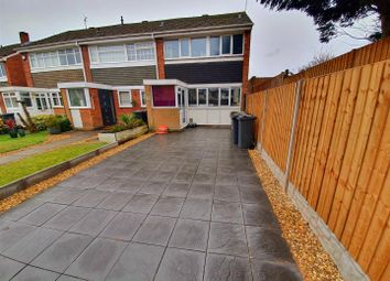 3 bed terraced house for sale in Silver Walk, Nuneaton CV10