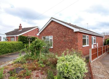 Thumbnail 2 bedroom bungalow for sale in Anderson, Dunholme, Lincoln