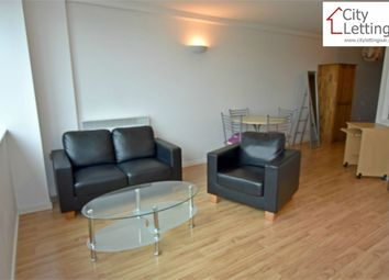 Thumbnail 1 bed flat to rent in Huntingdon Street, City Centre, Nottingham