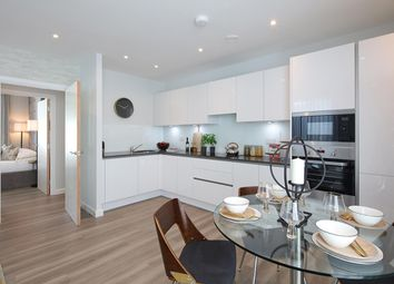 "Thumbnail 3 bedroom flat for sale in ""Andrewes House"" at The Ridgeway, Mill Hill, London"