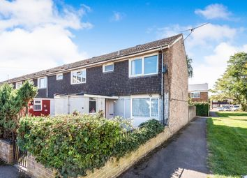 Thumbnail 3 bed end terrace house for sale in Druce Way, Oxford