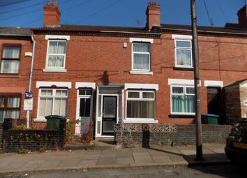 Thumbnail 2 bed terraced house for sale in Melbourne Road, Coventry, West Midlands, .