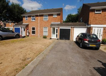 Thumbnail 3 bed semi-detached house to rent in Jupiter Drive, Leighton Buzzard