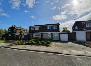 Thumbnail 3 bed semi-detached house to rent in Ravensworth Court, Kingston Park, Newcastle Upon Tyne