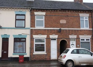 Thumbnail 3 bed terraced house to rent in Whitehill Road, Ellistown, Coalville