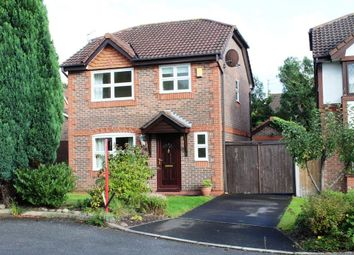 Thumbnail 3 bed detached house to rent in Rosewarne Close, Aigburth, Liverpool