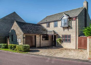Thumbnail 4 bed detached house for sale in Lakeside, South Cerney, Cirencester