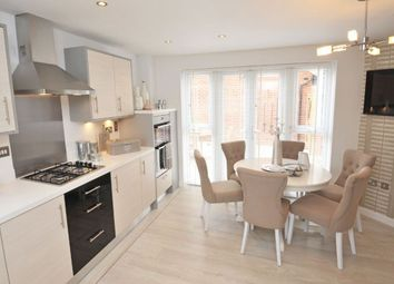 "Thumbnail 4 bed detached house for sale in ""Alnwick"" at Ripon Road, Kirby Hill, Boroughbridge, York"